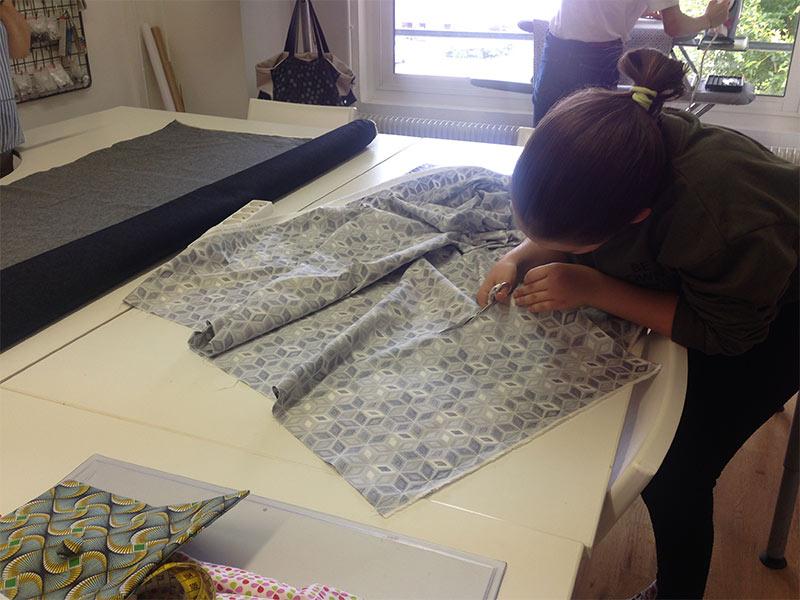 Colette couture création atelier intergenerationnel