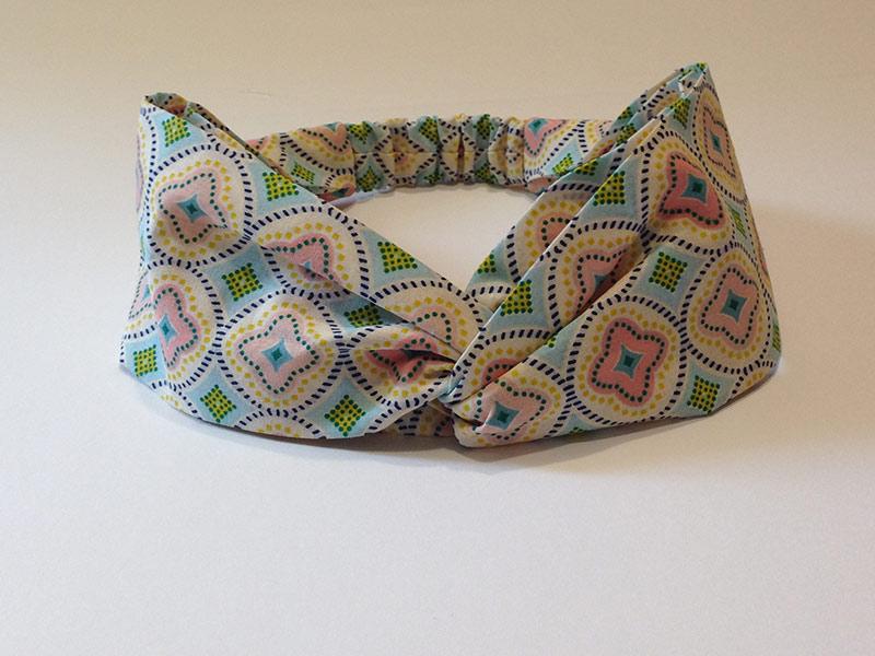 Colette couture création bandeau