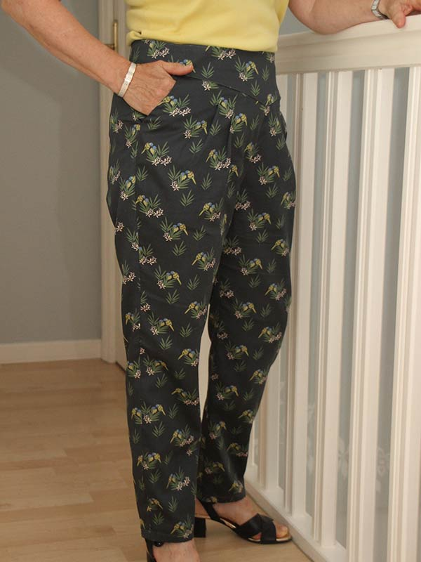 Colette couture création pantalon