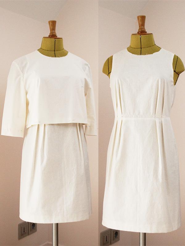 Colette couture création patronage
