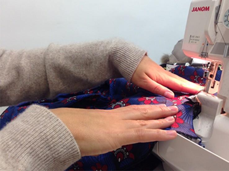 Colette couture création couture à l'année